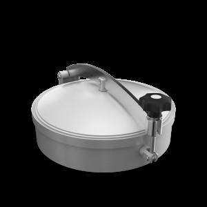 Włazy bezciśnieniowe – Z O-Ringiem od NW100 do NW800 mm