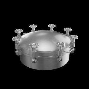 Włazy ciśnieniowe 3-A +8/-1 Bar NW460 – NW1000